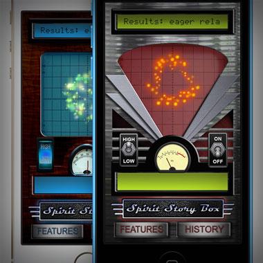 iOS App: Spirit Story Box
