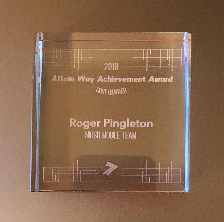 Attain Way Achievement Award
